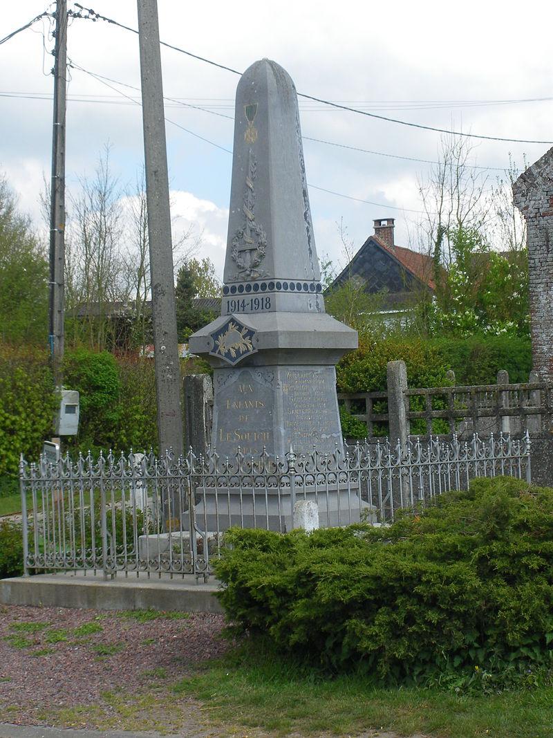 Le_Souich_-_Monument_aux_morts