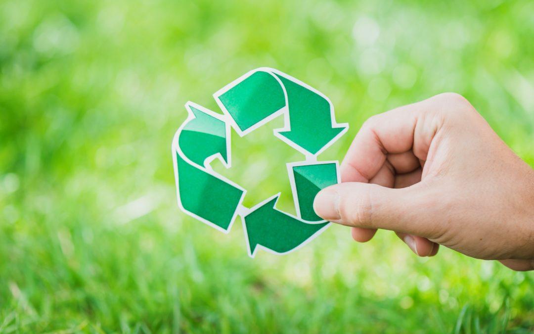 Recyclage au profit d'associations